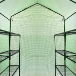 Palm-Springs-12-Shelf-Walk-in-Greenhouse-Cover-with-Roll-Up-Zipper-Door-0-1