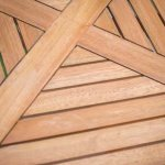 Patio-Bistro-Set-Outdoor-Wood-Round-Natural-0-0