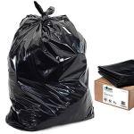 PlasticPlace-42-Gallon-Contractor-Bags-40-Mil-33W-x-48H-Black-50-case-0
