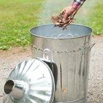 Plow-Hearth-Galvanized-Metal-Garden-Incinerator-Can-0