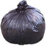 STOR-A-FILE-INC-T3658B15-100-Recycled-Plastic-Garbage-Bags-60gal-15mil-36-x-58-Brown-100Carton-0