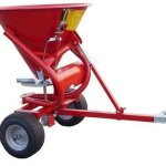 Streamline-Industrial-SEEDER-SPREADER-Commercial-500-Lb-Capacity-Tow-Behind-for-ATVs-UTV-Tractor-0