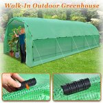 Strong-Camel-Greenhouse-246-X10-X-7-Portable-Walk-In-Outdoor-Plant-Gardening-Hot-Green-House-with-ABS-Snap-Clamp-0-0