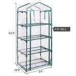 totoshop-4-Shelves-Green-house-Portable-Mini-Outdoor-Green-House-Brand-New-Garden-0