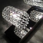 120W-Modern-Wall-Light-with-Crystal-Pendants-and-2-Lights-in-Polished-Chrome-0-1