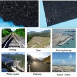 Agfabric-45oz-Landscape-Double-Heated-Non-Woven-Geotextile-FabricUnderlayment-and-Erosion-ControlGarden-Mat3x100ftBlack-0-1