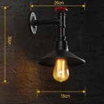 BAYCHEER-HL371195-Industrial-Vintage-Retro-style-Steel-Pipe-Double-Metal-Water-Pipe-Wall-Sconce-Wall-Light-Lamp-2-light-0-2
