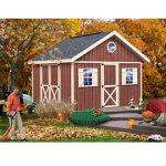 Best-Barns-Fairview-12-X-16-Wood-Shed-Kit-0