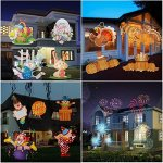 Christmas-Projector-LightWONFAST-Waterproof-LED-Landscape-Spotlight-Lamp-Light-Effect-with-16-Replaceable-Slides-for-Indoor-Outdoor-Halloween-Birthday-PartyWeeding-Garden-Home-Wall-Decoration-0-2