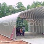 Duro-Steel-G30x20x14-Metal-Building-Kit-Factory-Direct-Backyard-Storage-Shed-Workshop-0-0