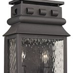 Forged-Lancaster-2-Light-Outdoor-Sconce-in-Charcoal-0