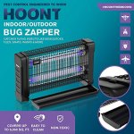 Hoont-Bug-Zapper-Powerful-Indoor-Electric-Fly-Zapper-Trap–40-Watts-Protects-6500-Sq-Ft–Fly-Killer-Insect-Killer-Mosquito-Killer–For-Residential-Commercial-and-Industrial-Use-UPGRADED-0-2