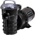 Pentair-DYNII-N1-34HP-Dynamo-One-Speed-Aboveground-Pool-Pump-with-3-Feet-Standard-Cord-34-HP-0