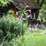 Red-Carpet-Studios-84-in-Power-Flower-Wind-Spinner-0