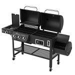 Smoke-Hollow-6500-4-in-1-Combination-3-Burner-Gas-Grill-with-Side-Burner-Charcoal-Grill-and-SmokerFirebox-0-0