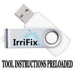 Sprinkler-Irrigation-Adjustment-Tool-Set-by-IrriFix-Rain-Bird-Spray-Head-Pull-Up-Tool-HunterOrbit-gear-drive-tool-ROTORTOOL-MP-Rotator-Tool-Hold-Up-Collar-IrriFix-USB-Flash-Drive-w-instructions-0-2