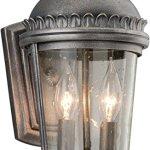Troy-Lighting-B3561-Ambassador-Cast-Aluminum-Outdoor-Wall-Sconce-Light-40-Watt-Aged-Pewter-0
