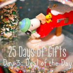 25 Days of Gifts: Deal of the Day