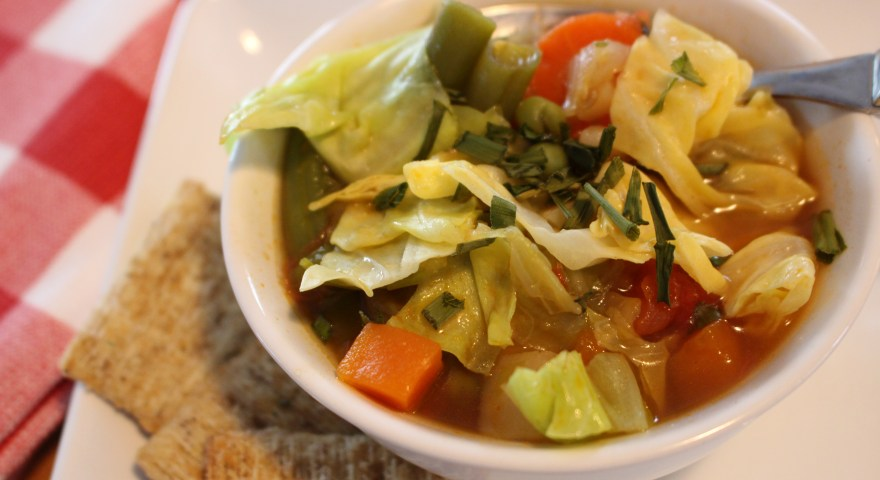 Social Distancing Recipe # 1 Veggie Soup