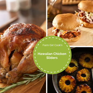 One Rotisserie Chicken, One Afternoon and Four Healthy Recipes