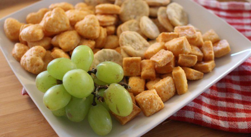 Social Distancing Recipes:  I Just Need a Cracker….