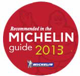 Michelin guide 2013