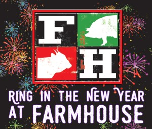 Ring in the New Year at Farmhouse
