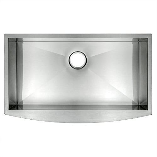 20 Kitchen Sink Akdy 30 x 20 x 9 single bowl 18 gauge farmhouse stainless steel akdy workwithnaturefo