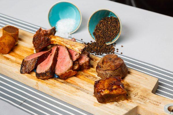 Steak Date night