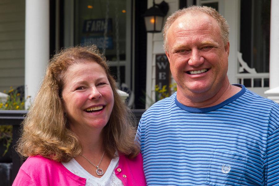 Lynn and Rod Eisener