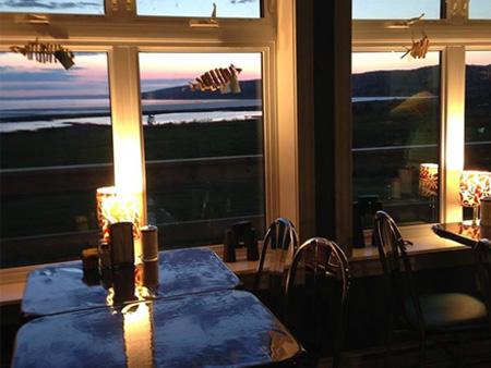 The Haze Restaurant, Scots Bay, NS