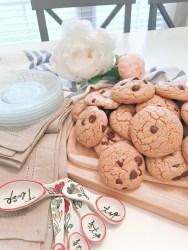 Gluten-Free Dairy-Free Cookies - Farmhouseish