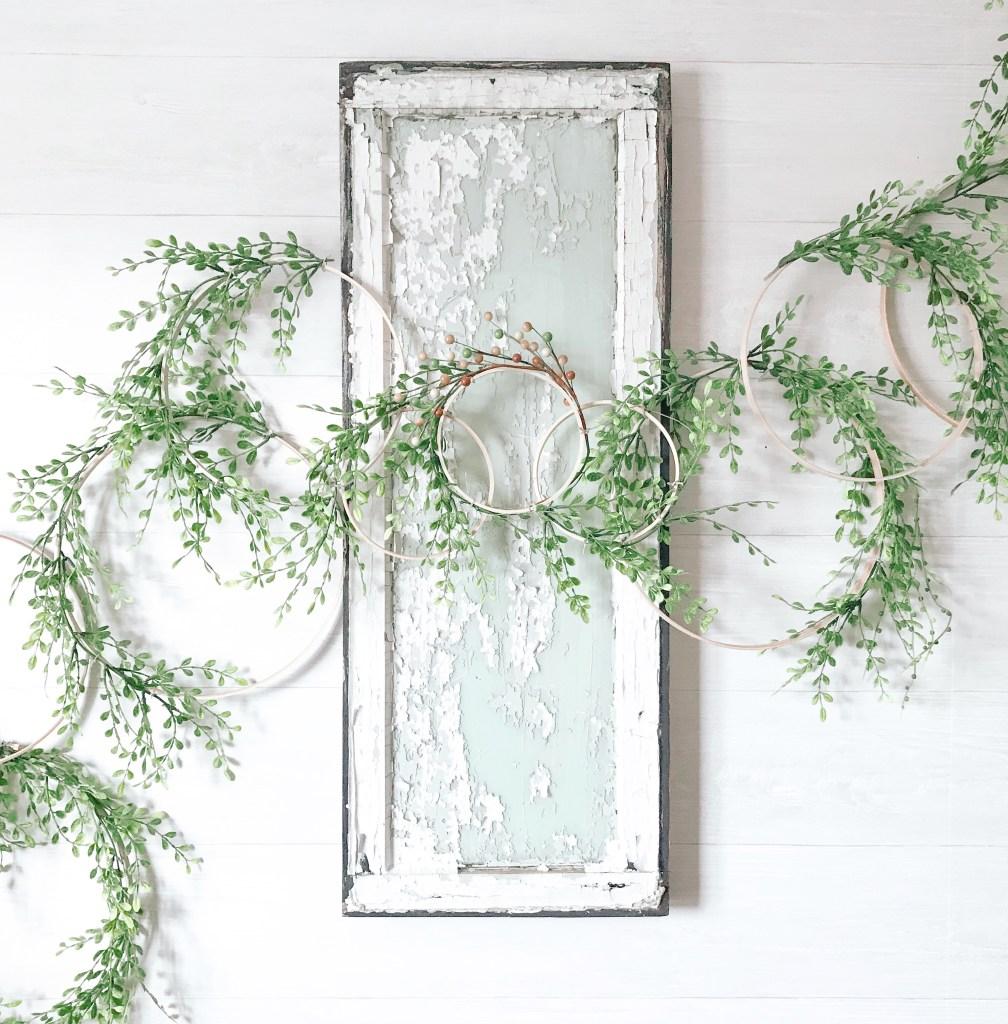 Farmhouseish - Hoop Wreaths