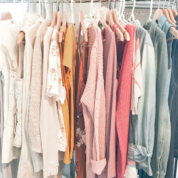 Farmhouseish -Fall Wardrobe Capsule Feature