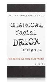 Farmhouseish - Charcoal Facial Soap