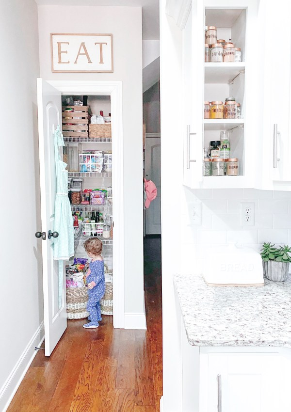 Simple Solutions To Organize Your Pantry & Spice Cabinet With Ease (And Style)