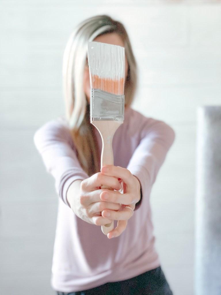Farmhouseish - White Paint