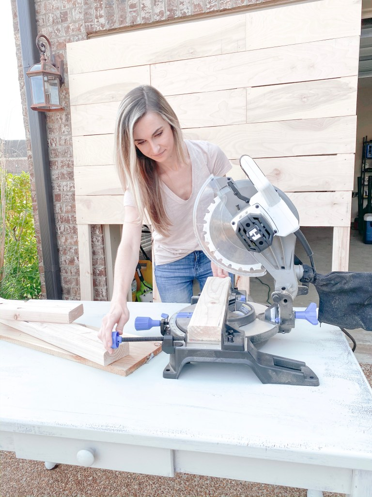 Farmhouseish HART Tools Miter Saw