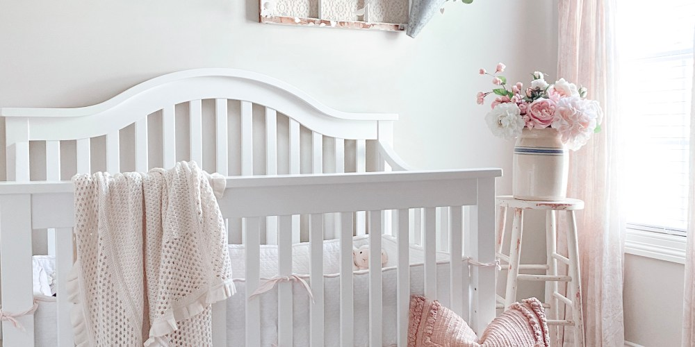 Farmhouseish - Vintage Boho Chic Nursery