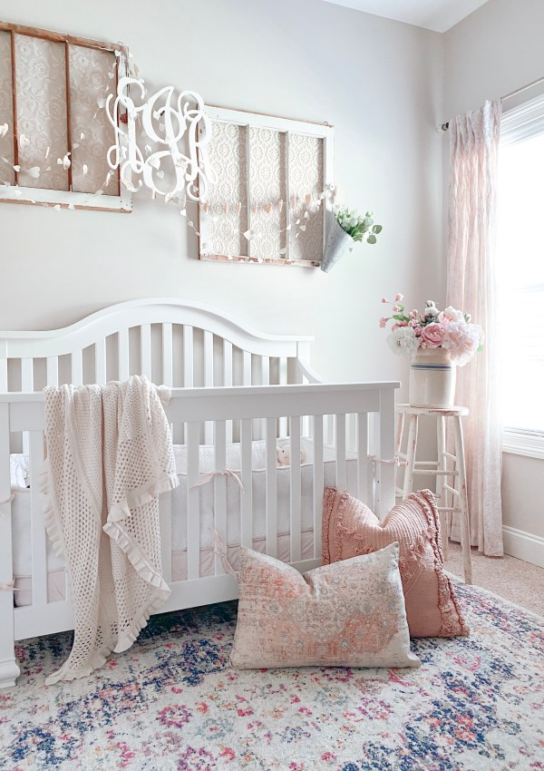 Vintage Boho Chic Nursery Decor That Will Make You Swoon