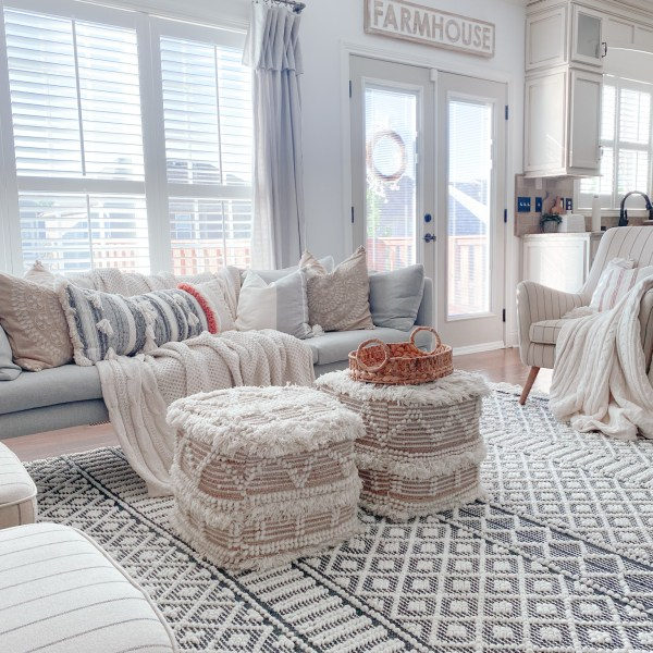 Farmhouseish - Living Room Leon Rug