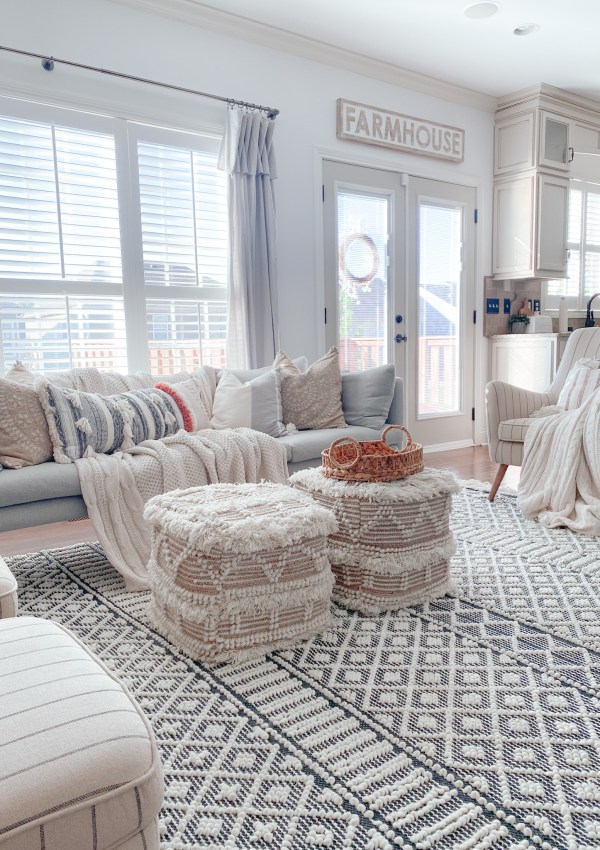 7 Beautiful Area Rugs To Add Texture & Interest To Any Room