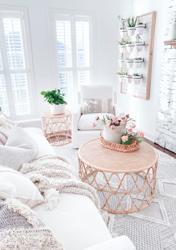 How I Created My Peaceful, Cozy Sunroom Space With These Perfect Finds
