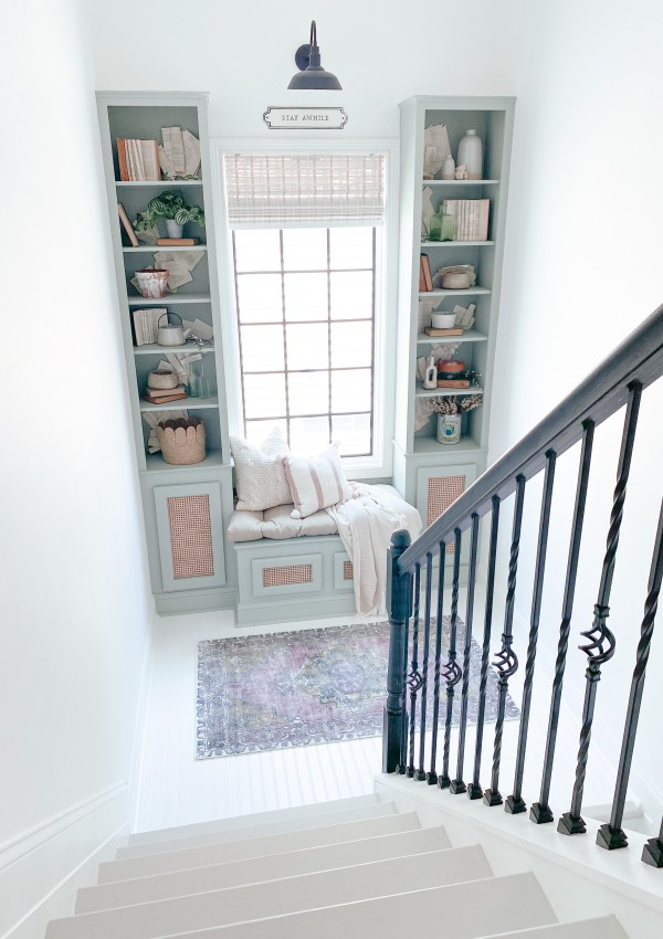 Stair Makeover – How We Transformed Our Staircase For $135