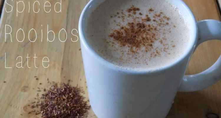Spiced Rooibos Latte