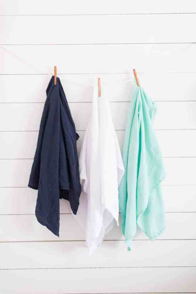 Muslin Swaddle Blanket Sewing Tutorial with Cotton Gauze Fabric