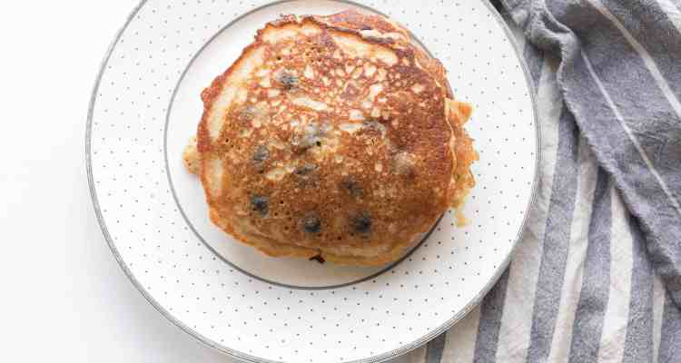 Our Favorite Sourdough Pancake Recipe