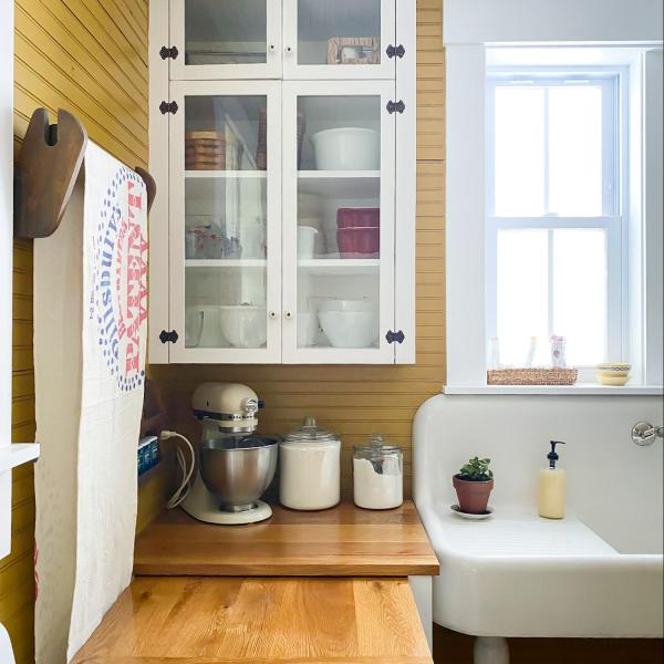 EPISODE 1: Historic Kitchen Counters – Our DIY Wooden Countertops