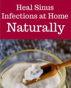 Natural Home Remedies For Sinus Infections Farminence