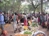busy Koloa market place